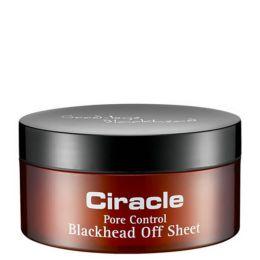 Ciracle Pore Control Blackhead Off Sheet 30 sheets Салфетки для удаления черных точек и камедонов 30 шт
