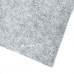Фетр листовой мягкий 1,2 мм, 20х30 см, цв.: 657 мрамор