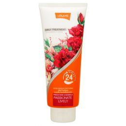 Цветочная маска для волос «Французская роза и магнолия» 300 мл.Lolane daily treatment passionate lively