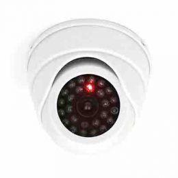 XMEye-300MW-K (Белый). Муляж купольной камеры видеонаблюдения с диодом (под крону).