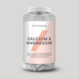 MYPROTEIN, Calcium&magnesium, Банка 90таб.