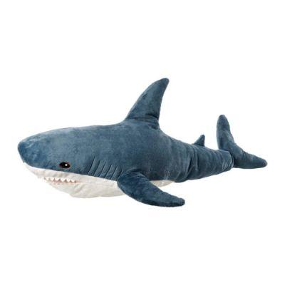 БЛОХЭЙ Мягкая игрушка, акула
