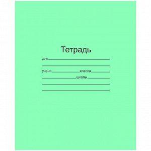 тетрадь 12л узк лин Зелёная обложка с алфавитом TB 512 Z1 02 3 T25 250 1075561