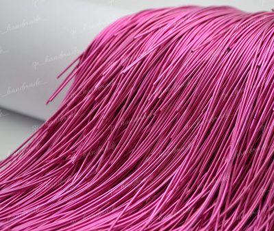 Канитель мягкая Pink 1 мм 5 гр (Индия)