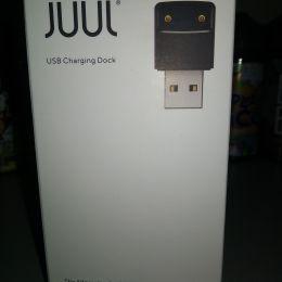 Зарядное устройство USB Juul Labs JUUL