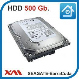 HDD 500 Gb. Seagate BARRACUDA ST500DM002. Жесткий диск 3.5.