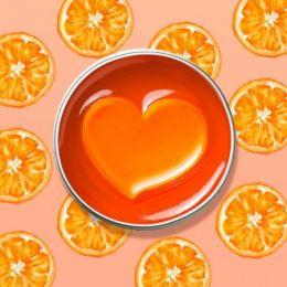 СТР Lip Бальзам для губ двойной Апельсин seaNtree MOISTURE STEAM DUAL LIP BALM ORANGE-3 14гр