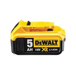 DEWALT Аккумулятор DEWALT DCB184-XJ, 5.0 А·ч, 18 В
