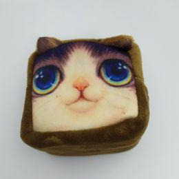 Кошелёк Голубоглазый котик
