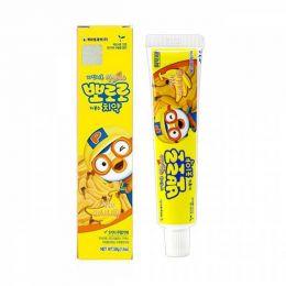 PORORO toothpaste 50g (banana) Детская зубная паста - Банан