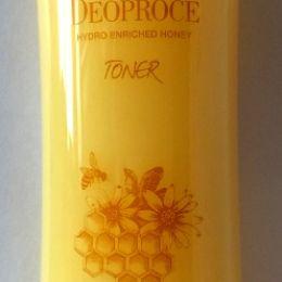 ДП HYDRO Тонер для лица питательный с экстрактом меда DEOPROCE HYDRO ENRICHED HONEY TONER 380ML