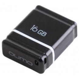 Флэш накопитель USB 32 Гб Qumo Nanodrive (black)