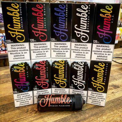 Humble, HMBL, Juice Head 120ml