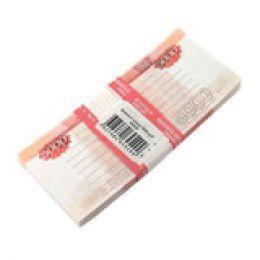 """Блок для записей """"5000 рублей"""", проклеенный, 16х7х1 см, NH0000012"""