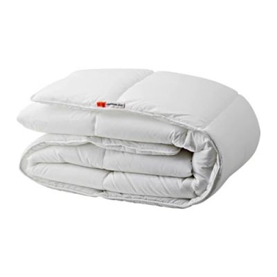 ГРУСБЛАД Одеяло, белый очень теплое 200 х 200 см