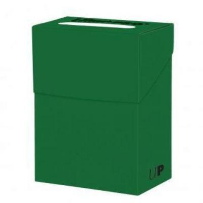 Ultra Pro - Светло-зеленая коробочка на 60 карт