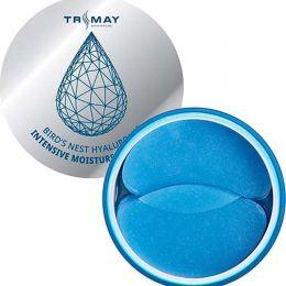 Trimay Интенсивно увлажняющие патчи для кожи с экстрактом Ласточкина гнезда и гиалуроновой кислоты