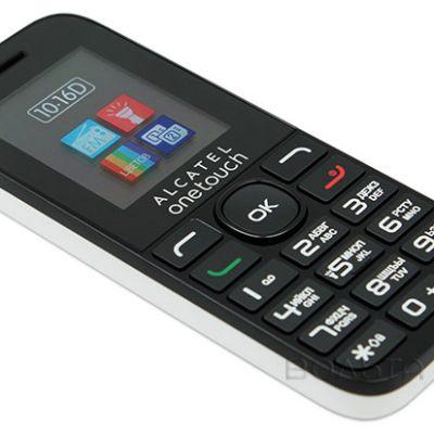 Телефон Alcatel OT1016D