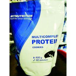 MYNUTRITION, Multicomplex protein, дойпак 900г. Печенье с кремом