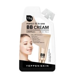 [DERMAL] Тональный крем YEPPEN SKIN PERFECT 6 in one BB CREAM (Natural #23)
