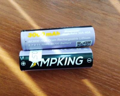 акб 20700 ampking