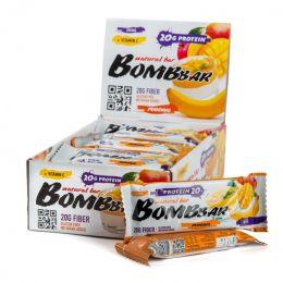 BOMBBAR, батончик 60г. Pudding (манго банан)