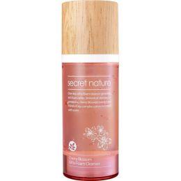 SECRET NATURE Гидрофильное масло-пенка для умывания с вишней (100мл) / Secret Nature Cherry Blossom Oil To Foam Cleanser