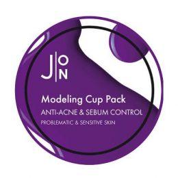 Альгинатная маска J:ON Anti-Acne & Sebum Control Modeling Pack