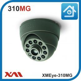 XMEye-310MG (Серый). Муляж купольной камеры видеонаблюдения.