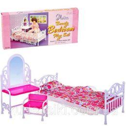 """Меблі """"Gloria"""" 9314 (72шт / 3) для спальні, в кор. 32 * 17 * 7 см"""