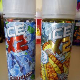 Жидкость ICE X2 120 ml