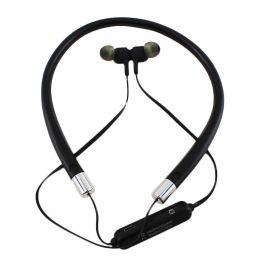 BT наушники EVISU M10 +MP3 player microSD black