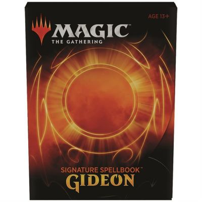 Набор Signature Spellbook: Gideon на английском языке