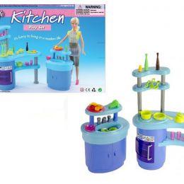 """Меблі """"Gloria"""" 2916 (36шт / 3) для кухні, в кор, 31 * 21 * 6,5 см"""