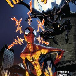 Marvel: Человек-Паук.Паучок.Внеклассное чтение
