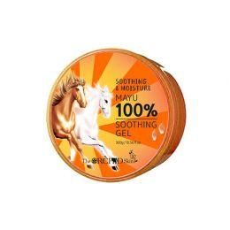THE ORCHID SKIN Многофункциональный гель из 100% ферментированного лошадиного жира Horse Fat Soothing Gel