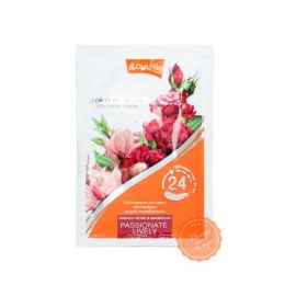 Цветочная маска для волос «Французская роза и магнолия» 20 мл.Lolane daily treatment passionate lively