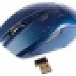 E-Blue EMS100 Arco2, Blue мышь беспроводная, цвет синий