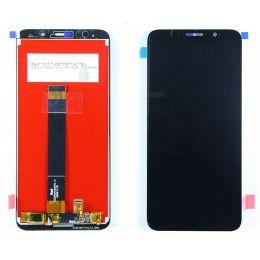 Дисплей для Huawei Y5 2018/Y5 Prime 2018/Honor 7A в сборе с тачскрином Черный