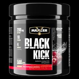 MAXLER, Black kick, банка 500гр. Sour cherry