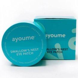 АЮМ Патчи для глаз подтягивающие с экстрактом ласточкиного гнезда AYOUME SWALLOW'S NEST EYE PATCH 1,4гр*60