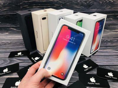 Коробка iPhone X Все цвета