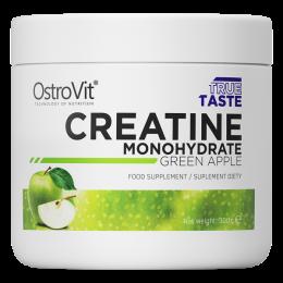 Ostrovit Creatine monohydrate 300g Green apple