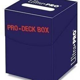 Пластиковая коробочка Ultra-Pro «PRO 100+» синяя