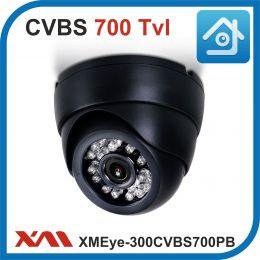 Камера видеонаблюдения XMEye-300CVBS700PB-2,8.