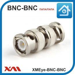 XMEye-BNC-BNC (папа/папа). Разъем для видео сигнала в системах видеонаблюдения.