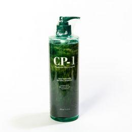 ESTHETIC HOUSE] Натуральный увлажняющий шампунь д/волос CP-1 Daily Moisture Natural Shampoo, 500 мл