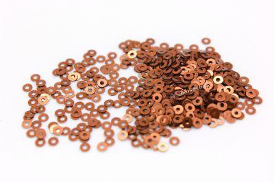 Пайетки плоские 8179 Metal 2 мм 2 гр (Италия)