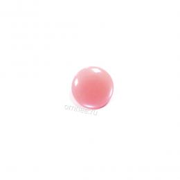 Пуговица ''карамель'' на ножке 11 мм, цв.: розовый, шт.