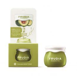 Миниатюра Frudia Avocado Relief Cream Jar Фрудиа Восстанавливающий крем с авокадо